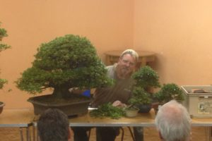 October talk on Azaleas with John trott.